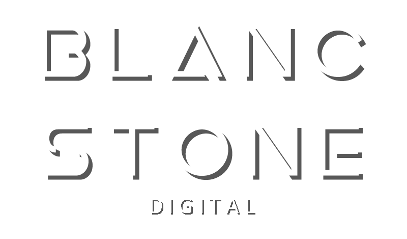 BLANC STONE - DIGITAL RECORD LABEL